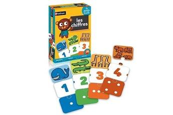Jeux en famille Nathan La petite école : les chiffres