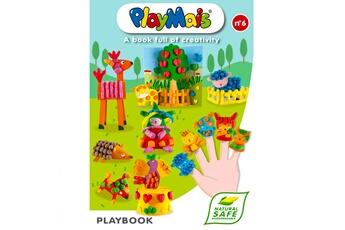 Peinture et dessin Playmais Playmais : livre play book n°6