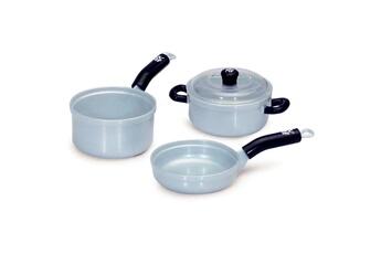 Jeux d'imitation KLEIN Batterie de cuisson : poêle et casseroles wmf