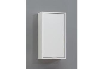 meuble salle de bain - Tablette Salle De Bain Blanche