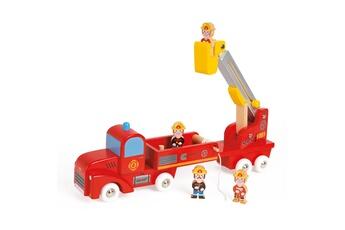 Jouets premier âge JANOD Camion de pompiers géant Story