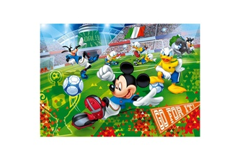 Puzzles CLEMENTONI Puzzle 24 pièces maxi : Mickey Sport