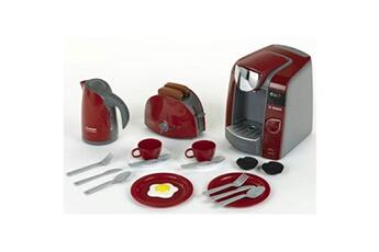 Jeux d'imitation KLEIN Set petit-déjeuner Bosch avec machine Tassimo