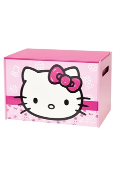 Coffre à jouets Worlds Apart Coffre à Jouets Hello Kitty