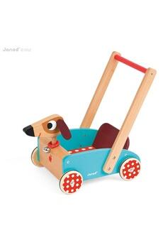 Jouets premier âge JANOD Chariot de marche Crazy Doggy