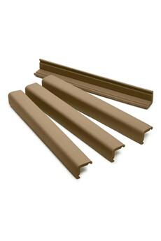 Sécurité intérieure Prince Lionheart Protection Bandes de mousse anti-choc Chocolat