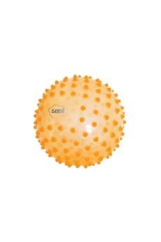Jouets premier âge Ludi Balle d'éveil Tactile Orange Transparente