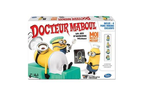 Hasbro Docteur Maboul Minions Moi moche et méchant