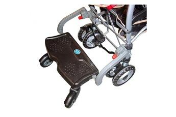 Accessoire poussette BUKI BB Board – Planche à roulettes pour poussette BUKI