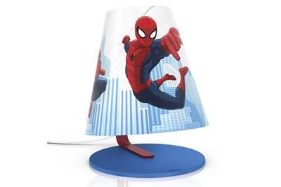 Lampe Chevet Armoire De Spiderman DisneyDarty Philips Marvel YI7ygb6vf