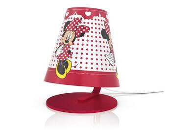 De Mouse Minnie Chevet Philips Disney Lampe FKcl1J