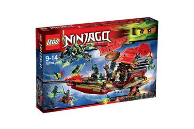 Lego Des 70738 NinjagoL'ultime Qg Ninjas xBdCoe