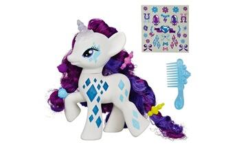 Poupées Hasbro Figurine mon petit poney 19 cm : rarity licorne magique