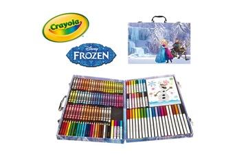Peinture et dessin CRAYOLA Mallette de l'artiste : la reine des neiges (frozen)