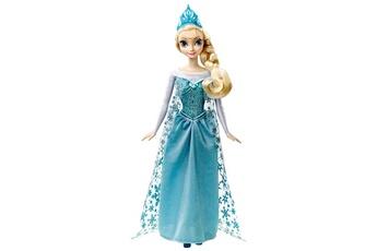 Poupées Mattel Poup?e La Reine des Neiges : Elsa, Chanteuse des neiges