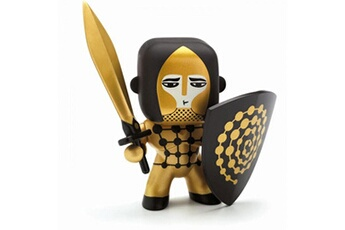 Figurines personnages Djeco Figurine Arty Toys : Les chevaliers : Golden knight