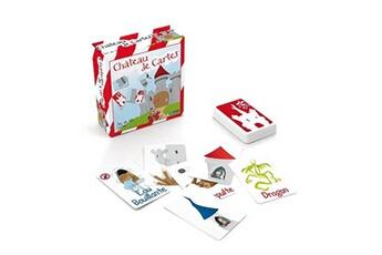 Jeux de cartes France Cartes Jeu de cartes Château de cartes