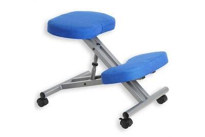 fauteuil bureau idimex tabouret ergonomique robert aluminium bleu darty. Black Bedroom Furniture Sets. Home Design Ideas