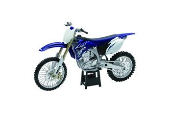 Véhicules miniatures New Ray Modèle réduit : Moto Yamaha YZF-450F : Echelle 1/12