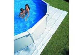 Tapis de sol feutrine piscines diam 240/250