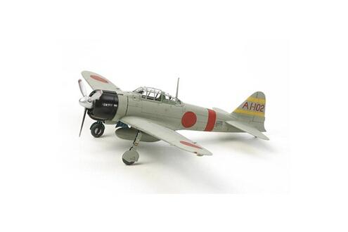 Maquette Maquette avion: mitsubishi a6m2b (zeke) - zero fighter TAMIYA