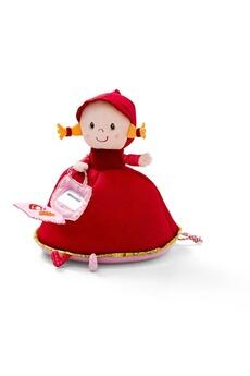 Coffret naissance LILLIPUTIENS Tirelire Le Petit Chaperon Rouge