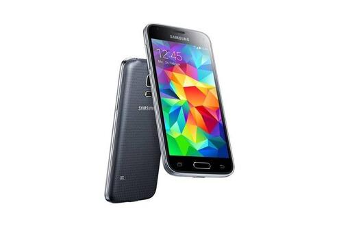 smartphone samsung samsung g800f galaxy s5 mini noir mk483060195 darty. Black Bedroom Furniture Sets. Home Design Ideas