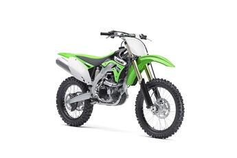 Véhicules miniatures New Ray Modèle réduit : Moto Kawasaki KX450F : Echelle 1/12