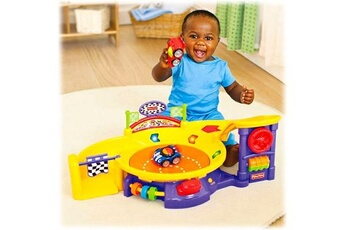 Jeux d'imitation Fisher Price Piste musicale Roll'n' Racers