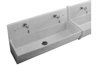 lavabo et vasque villeroy et boch lavabo collectif o novo lavabo sans dosseret couleur blanc. Black Bedroom Furniture Sets. Home Design Ideas