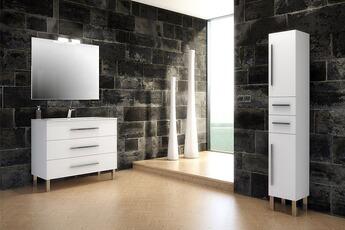 Tout le choix darty en ensemble salle de bain for Meuble 80x50