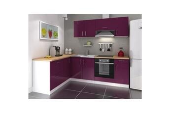 Tout le choix darty en ensemble cuisine darty for Cuisine complete violet