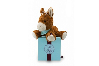 Peluches KALOO Peluche pour tout-petit : Les amis : Petit cheval Mocha