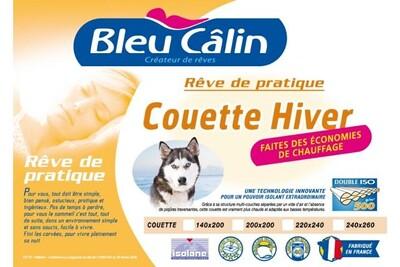 Couette LES DOUCES NUITS DE MAE Couette 240x260 Hiver Isolane, Faites des economies de chauffage!