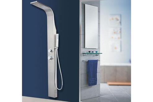 tout le choix darty en paroi et porte de douche de marque anconetti darty. Black Bedroom Furniture Sets. Home Design Ideas