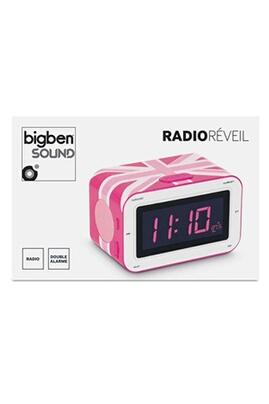 RADIO REVEIL MOTIF GB GIRLY