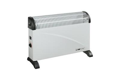 Radiateur électrique Clatronic Convecteur / Chauffage Clatronic KH 3077 blanc