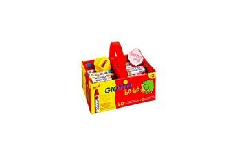 Autres jeux créatifs GIOTTO Panier de 40 maxi crayons de cire