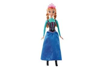 Poupées Mattel Poup?e La Reine des Neiges : Anna