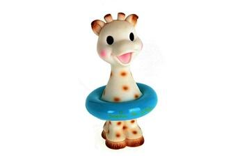 Jouet de bain Vulli Jouet pour le bain sophie la girafe : bleu
