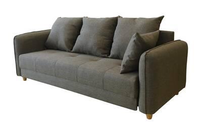 Canapé Fixe Deco Confort Canapé Fixe Tissu 3 Places Quotadenquot