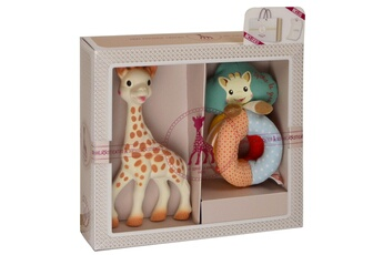 Coffret naissance Vulli Coffret de naissance sophie la girafe : sophisticated petit modèle version 2
