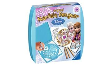 Peinture et dessin RAVENSBURGER Mini mandala-designer : la reine des neiges (frozen)