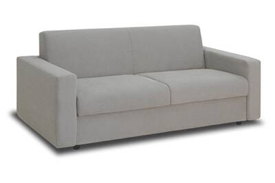 Canapé Fixe Sofa Story Canapé Convertible Manitoba 3 Places Gris Darty