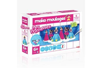 Pâte à modeler et bougie Mako Creations Moulage en plâtre mako moulages : mes princesses