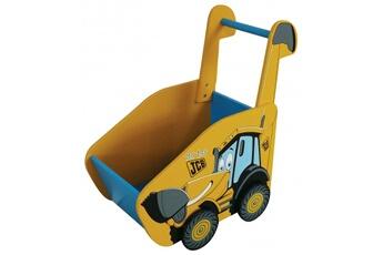 Coffre à jouets Kidsaw Brouette coffre à jouets tracteur