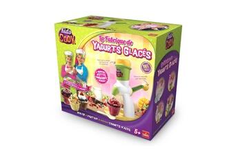 Autres jeux créatifs Goliath Kid's cook : fabrique de yaourts glacés