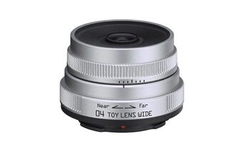 PENTAX Q Lens 04 Toy Wide  22097