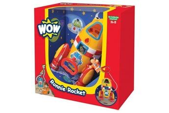 Circuits de voitures Wow Toys Jim et sa Fusee
