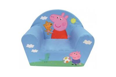 Pouf Poire Enfant Peppa Pig Fauteuil Club Peppa Pig Fabrication Francaise Darty